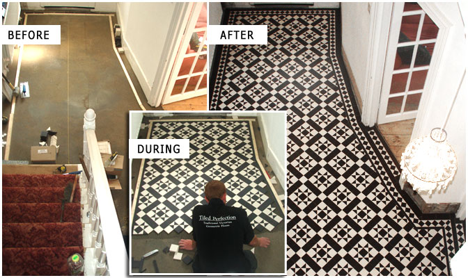 Contact Tiled Perfection On 01920 871 555 Or Email Infotiledperfection