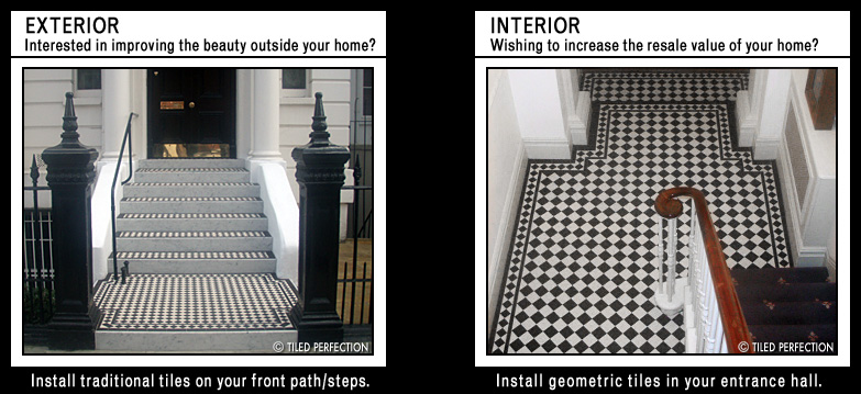 Tiled Perfection Traditional Victorian And Edwardian